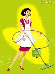 нужна домработница на постоянную работу